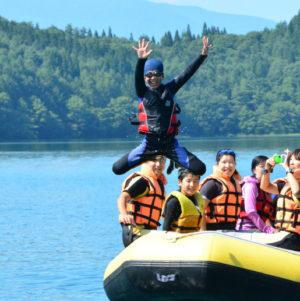 夏休みわんぱく大冒険