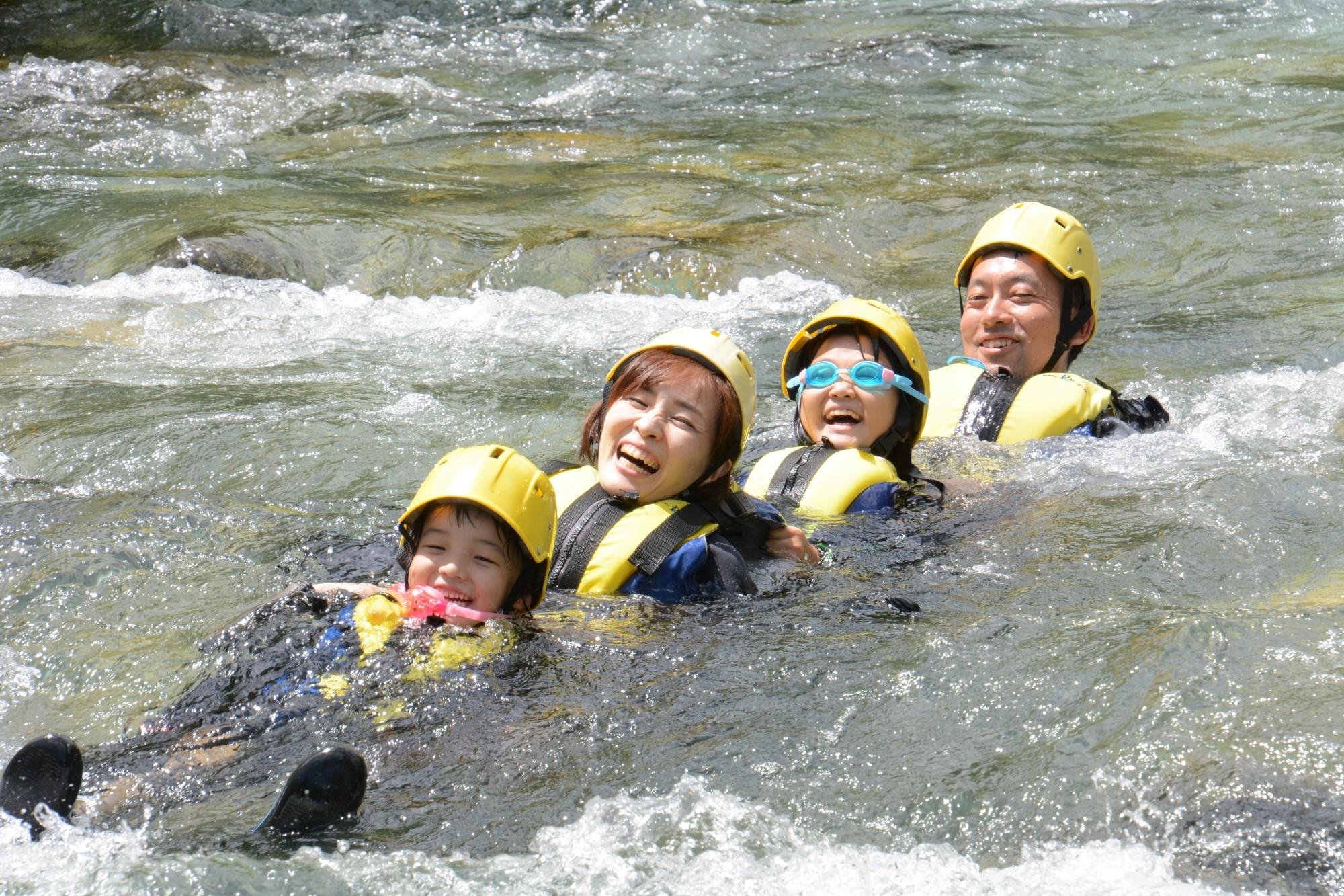 平川シャワーウォーキング