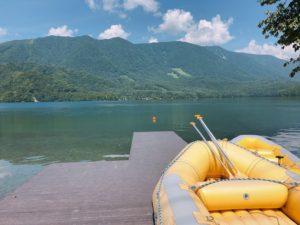 暑い日におすすめ!青木湖のアクティビティ