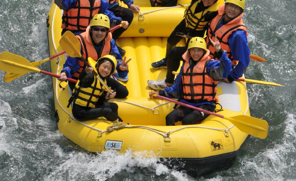 Saigawa Rafting