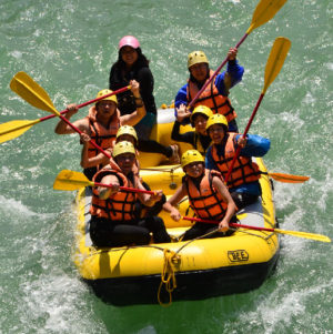 Rafting & Hydro