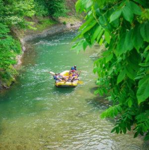 Himekawa Rafting