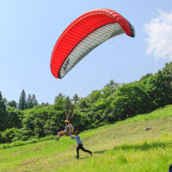 Paraglider Trial