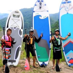 Down River by SUP Tour