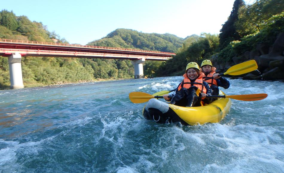 Rafting & Ducky