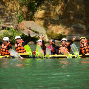 Saigawa River Hydro Speed